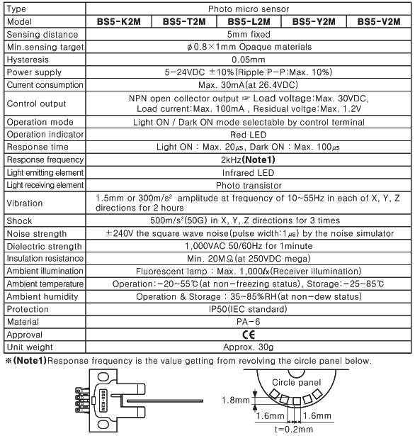 BS5-T2M-autonics